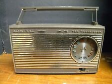 Admiral 10 Transistor Radio #YH347 Untested Parts/Repair