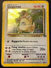 Carte Pokemon KANGOUREX 5/64 Holo JUNGLE Wizard Française