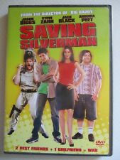New listing Saving Silverman (Dvd, 2001, Pg-13 Wide and Full Screen Version)