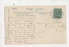 Miss Effie Gibson Smiths Falls Ontario Canada 1909 634a