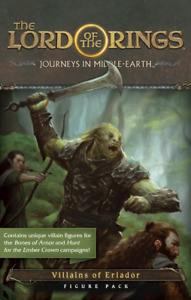 The Lord of the Rings: Journeys in the Middle-Earth Villains of Eriador Figure