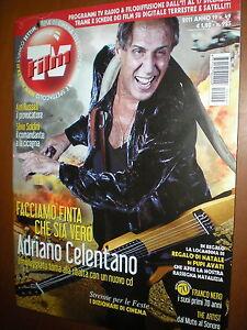 Film Tv.ADRIANO CELENTANO,KEN RUSSELL,FRANCO NERO,jnhnbg
