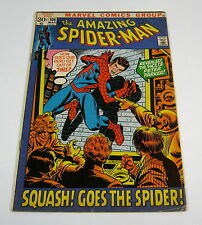 Amazing Spider-Man #106 Squash The Spider!STAN LEE/ROMITA MARVEL COMICS 1972 NR