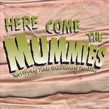 Terrifying Funk from Beyond the Grave by Here Come the Mummies (CD, Nov-2002, Au