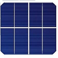 50 celle solari fotovoltaiche 2,5x2,5 A solar cells cell panel pannello celulas