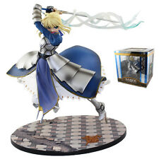 "Fate Stay Night  Saber  1/7 PVC  24cm / 9.6"" Figure NIB"