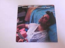 Robbie Williams - advertising space - cd single