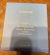 New Laneige Special Care Eye Sleeping Mask For All Skin 25ml .8 Fl Oz