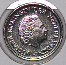 Netherlands 1980 25 Cents  900425 combine shipping