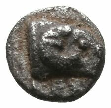 Koc Greek Coins.Troas, Kebren, 5th century BC. AR Hemiobol 5mm, 0.16g.