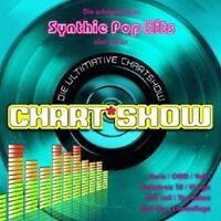 DIE ULTIMATIVE CHARTSHOW SYNTHIE POP HITS 2 CD NEU
