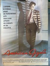 Affiche American Gigolo de Paul Schrader, World FREE Shipping*