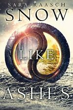 Snow Like Ashes by Raasch, Sara Book The Cheap Fast Free Post