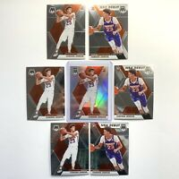 2019-20 Panini Prizm Mosaic Cameron Johnson Silver Holo RC Lot (7 Cards Total)