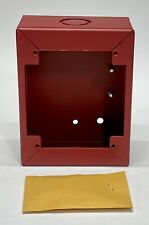 Simplex 2975 9178 Red Back Box Cdt Pull Station Part No 690 317 G
