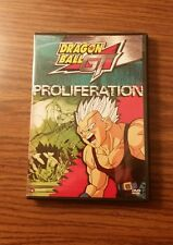 Dragon Ball GT: Baby - Vol. 4: Proliferation (DVD, 2003, Unedited)