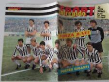 intrepido sport_1985_22_JUVENTUS vs LIVERPOOL_3 posters_HELLAS VERONA campione