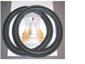 JBL 127H, 4410, 4410,L56, L40, L50, LX55 Foam Surround Speaker Woofer Repair Kit
