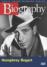 BIOGRAPHY: HUMPHREY BOGART (A&E DOCUMENTARY) RARE NEW AND SEALED