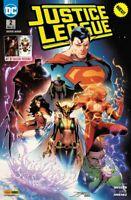 Justice League 2 * 2019 - Panini - Comic - deutsch - NEUWARE