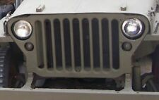 WILLY JEEP FRONT GRILL 1949 WILLYS TRUCK AND STATION WAGO