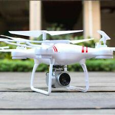 2 Battery WIFI Camera Drone FPV 2.4Ghz 4CH 6-Axis RC Quadcopter HD RTF Explorer