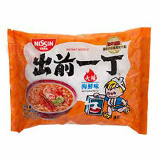 Nissin Demae Ramen Instant Noodle Spicy Seafood Flavour 100g