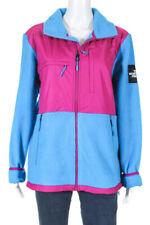 The North Face Denali мужская флисовая куртка акустический синий праздничный розовый размер средний