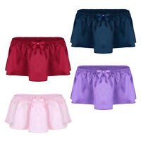 Men's Underwear Sissy Pouch G-string Shorts Underpants Bikini Thongs Boxer Brief