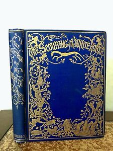 1859 The Scouring of the White Horse by Thomas Hughes - Illus by Richard Doyle