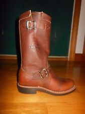 Chippewa Renegade Engineer 1901W15 women's boots - Sz 6 M - Worn once