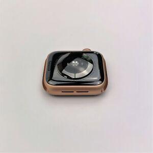 Apple Watch Series 4 40mm Gold Aluminium GPS + Cellular (A2007) gebraucht Gut