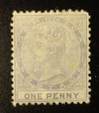 Dominica stamp #1 mint OG HR VF