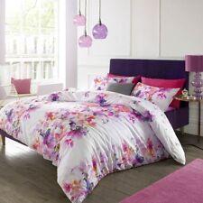Cotton Blend Floral Contemporary Bedding Sets & Duvet Covers