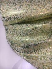 Lurex Brokatstoff Brokat Stoff Korsagenstoff Dirndlstoff *KT4106