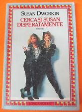BOOK LIVRE Susan Dworkin RECHERCHE DÉSESPÉRÉMENT MADONNA pas de cd lp dvd mc