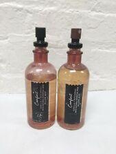 2 Bath&Body Aromatherapy Comfort Vanilla Patchouli Pillow Mist 5.3 fl.oz Testers