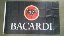 BACARDI RUM FLAG  - 90cm x 150cm BAR FLAG MAN CAVE SHED