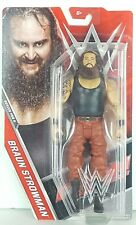 WWE BRAUN STROWMAN Basic Series 68 A Wrestling Action Figure Superstar New Z2