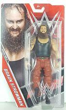 WWE BRAUN STROWMAN Basic Series 68 A Wrestling Action Figure Superstar New L3
