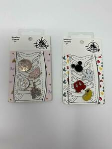 Disney Mickey or Small World Shoe Lace Charms