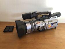 Rare Sony Dcr-Vx2000 Digital Handycam Video Camera Camcorder Mini Dv Not Tested