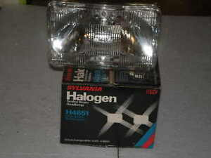 Sylvania H4651 Headlight Halogen High/Beam Bulb