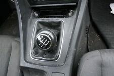 Audi A4 8E B6 B7 Schaltknauf Schalthebel Schalthebelgriff Leder 6 Gang Schaltung