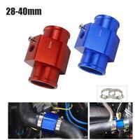 Universal Water Temp Temperature Joint Pipe Sensor Gauge Radiator Hose Adapter