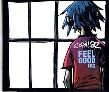 GORILLAZ  Feel Good Inc      4 TRACK CD  NEW - NOT SEALED
