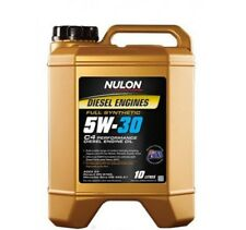 Nulon Performance Diesel ACEA C4 Full Synthetic Car Engine Oil  5W-30 10 Litre