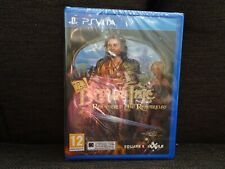 The Bard's Tale Remastered and Resnarkled PlayStation PS vita NEW!