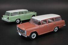Ebbro 1:43 Scale 1960 Nissan Cedric Van Die Cast Model