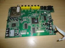 COBY MAIN BOARD 002-FV15-1310-00R  PULLED FROM MODEL TF-TV1513